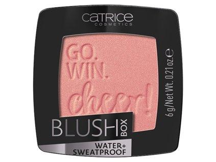 Catrice -  Tvářenka Blush Box 020 Glistening Pink