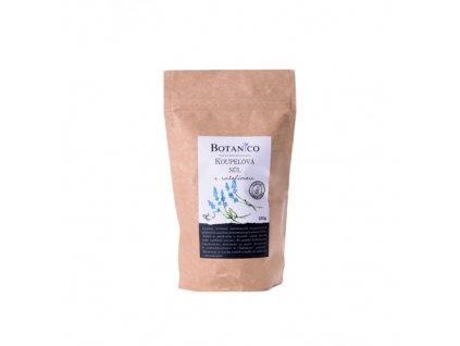 BOTANICO - Koupelová sůl s rašelinou 250g
