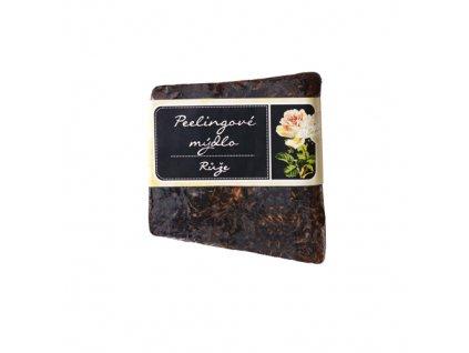 BOTANICO - Peelingové mýdlo růže galská 90g