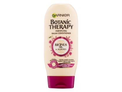 Garnier - Botanic Therapy Ricinus oil balzám pro slabé vlasy 200 ml