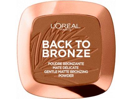 L´Oréal - Bronzer Back to Bronze 02 Sunkiss 9 g