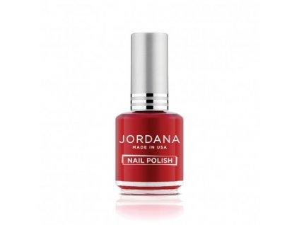 Jordana - lak na nehty 064 HOLIDAY RED 15 ml