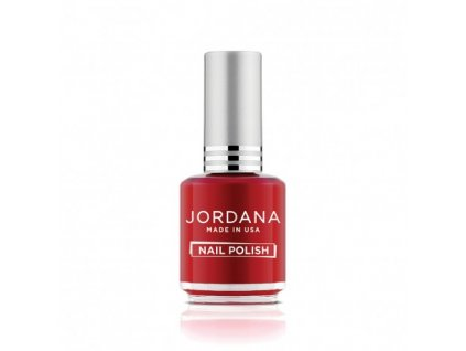 Jordana - lak na nehty 064 HOLIDAY RED 15 ml