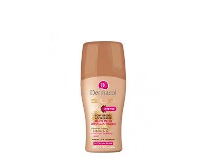 Dermacol - Tělové mléko urychlující opálení Solar intense 200 ml
