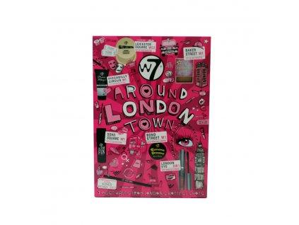 W7 dárková sada Around London Town