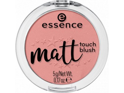 ESSENCE - tvářenka matt touch 40 blossom me up! 5g