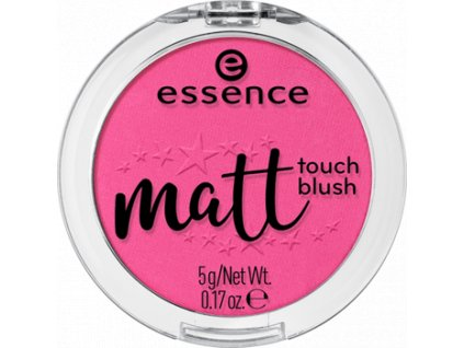 ESSENCE - tvářenka matt touch 50 pink me up! 5g