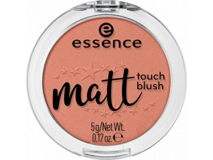 ESSENCE - tvářenka matt touch 70 bronze me up! 5g