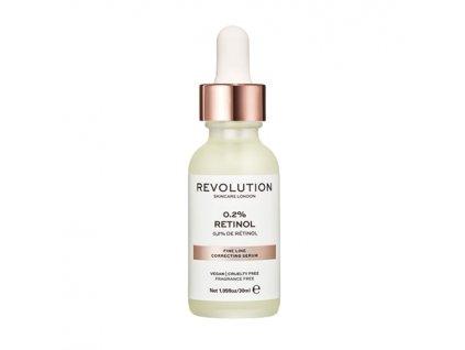 Makeup Revolution Skincare - Fine Line Correcting Serum - 0.2% Retinol