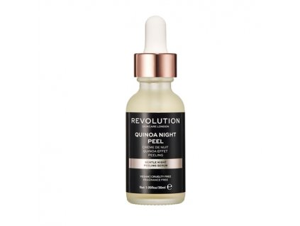 Revolution Skincare Gentle Night Peeling Serum - Quinoa Night Peel