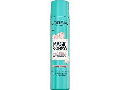 L´Oréal - Suchý šampon Magic shampoo Sweet Fusion 200 ml