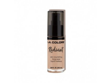 L.A. Colors - Make-up Radiant BEIGE 28.5ml