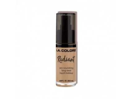 L.A. Colors - Make-up Radiant MEDIUM BEIGE 28.5ml