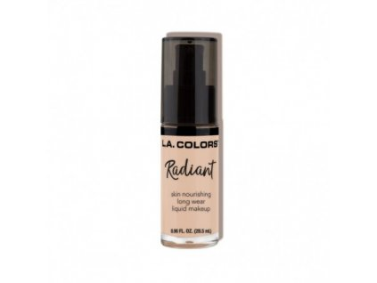 L.A. Colors - Make-up Radiant FAIR 28.5ml