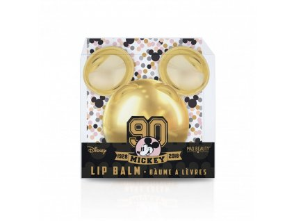 MAD Beauty - Balzám na rty Mickey 90th Hand Cream Gold