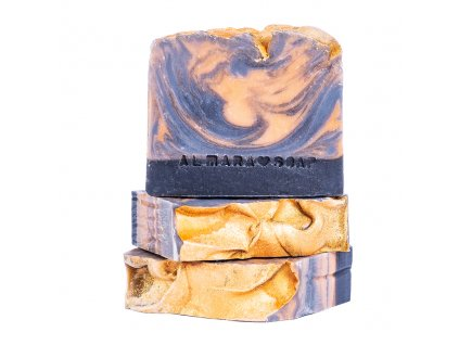 Almara Soap - Mýdlo Amber nights 100g
