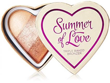 I ♥ MAKEUP - Srdcový bronzer HOT SUMMER OF LOVE