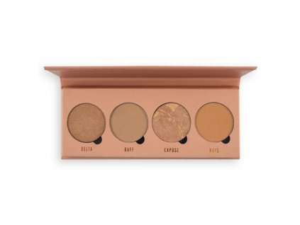 Makeup Obsession - Paletka Bronzerů Give Me Some Sun