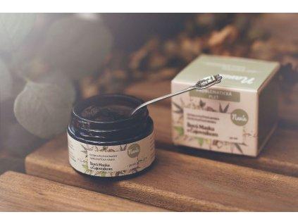 Navia - Čistící maska s čajovníkem BIO (30 ml)
