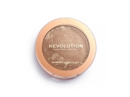 Makeup Revolution - Bronzer Re-Loaded Take a vaccation