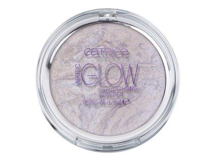 CATRICE - Rozjasňující Pudr Arctic Glow