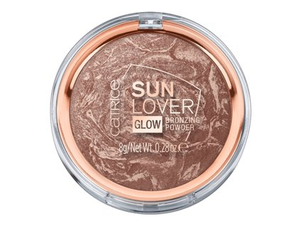 CATRICE - Bronzer Sun Lover Glow Bronzing