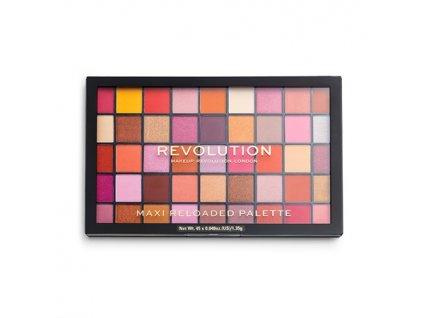 Makeup Revolution - paletka 45 očních stínů MAXI Re-Loaded -Big big love
