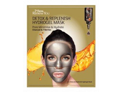 Montagne Jeunesse - RenewYou detoxikační hydrogelová maska 1 ks