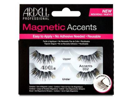 ARDELL - Magnetické řasy Accents 002 + aplikátor na magnetické řasy