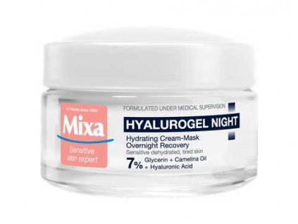 MIXA - Hyalurogel noční krém 50ml
