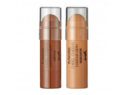 Barry M - Contour Cream Sticks konturovací tyčiny 2ks