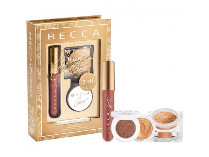Becca - Sada kosmetiky Becca x Chrissy Cravings Glow Kitchen Kit