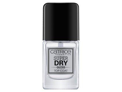 dryCATRICE - Krycí lak Super Dry Gloss
