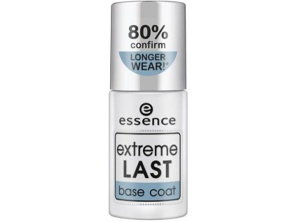 ESSENCE - Podkladový lak Extreme Last Base Coat 8 ml
