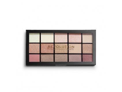 Makeup Revolution - paletka 15 očních stínů Re-Loaded - Iconic 3.0