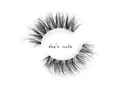 Petra Lovely Hair - Umělé řasy she's so CUTE