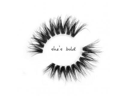 Petra Lovely Hair - Umělé řasy she's BOLD