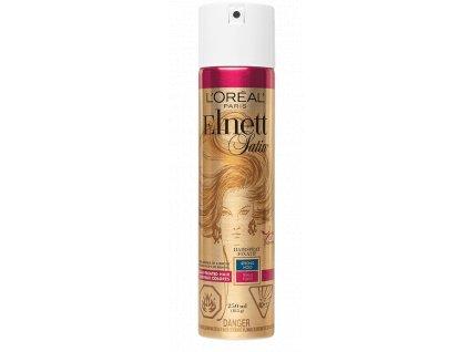 L´Oréal - Elnett Satin lak na barvené vlasy s UV filtrem (Extra strong hold)