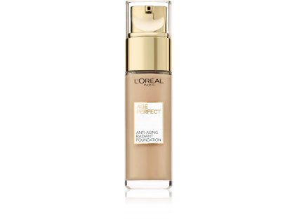 L´Oréal - Age Perfect rozjasňující make-up 150 BEIGE CREME 30ml