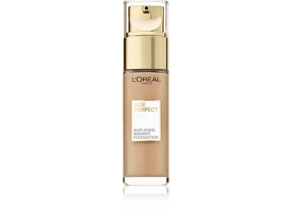 L´Oréal - Age Perfect rozjasňující make-up 160 BEIGE ROSE 30ml