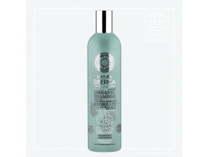 NATURA SIBERICA - BIO Šampon pro mastné vlasy Objem a svěžest (s hydroláty)
