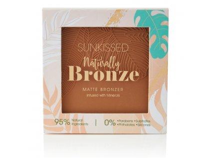 SUNKISSED - Bronzer Naturally Bronze