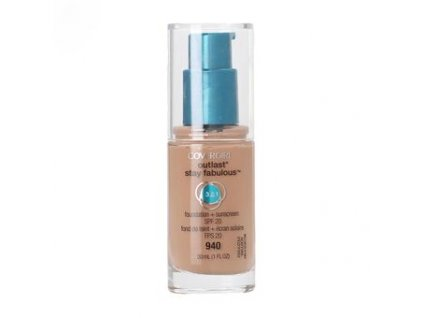 Covergirl - Make-up Outlast Stay Fabulous Foundation 940