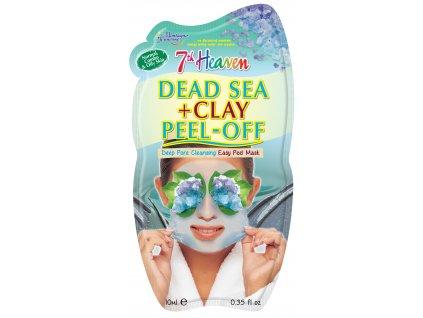 7th Heaven - Slupovací maska z Mrtvého moře s jílem 10ml