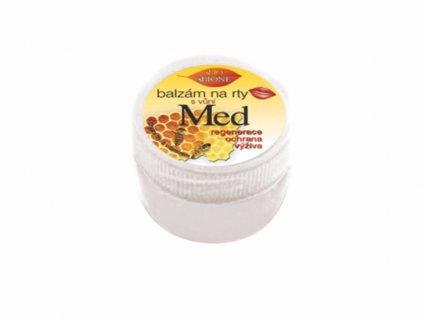 Bione Cosmetics - MED + Q10 Balzám na rty v kelímku 25 ml