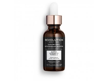 Extra 0.5% Retinol Serum with Rosehip Seed Oil