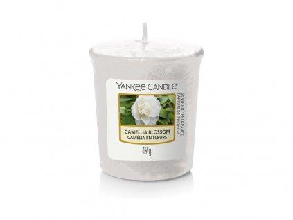 Yankee candle - Vonná svíčka votivní CAMELLIA BLOSSOM