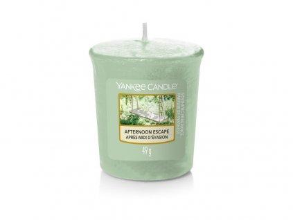 Yankee candle - Vonná svíčka votivní AFTERNOON ESCAPE