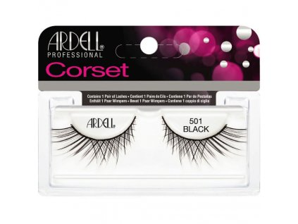 Ardell - Nalepovací řasy Corset 501