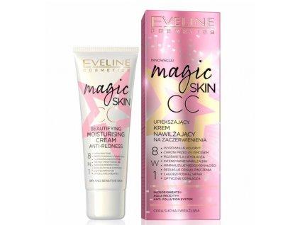 EVELINE -  Magic Skin CC Hydratační krém proti zarudnutí 50 ml
